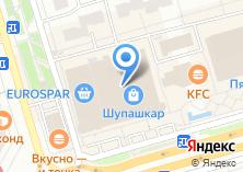 Компания «Принтпро» на карте