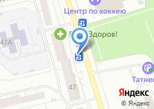Компания «Чувашпечать» на карте