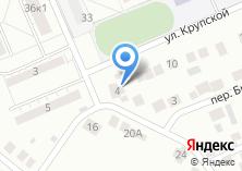 Компания «Алюмин-сервис» на карте