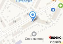 Компания «Амбарчик» на карте