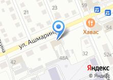 Компания «Аква-сервис» на карте