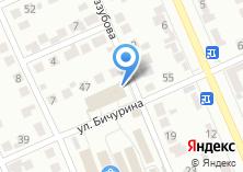 Компания «Отдельный пост пожарной части №6» на карте