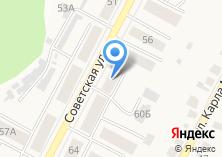 Компания «Чувашсетьгаз аварийная служба» на карте