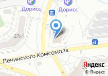 Компания «Flori» на карте