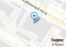 Компания «Чувашкабель-Техно» на карте