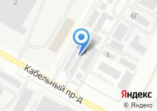 Компания «ЮТЕМ МТК» на карте