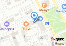 Компания «Юридическая фирма форсмажор» на карте