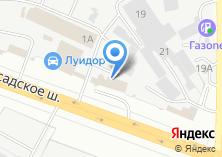 Компания «Зенит Поволжья сеть магазинов» на карте