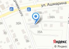 Компания «Коммунальные технологии» на карте