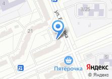 Компания «Пром-С» на карте