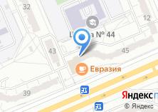 Компания «Пицетта» на карте