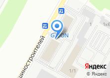 Компания «АВТОРИТЕТ» на карте