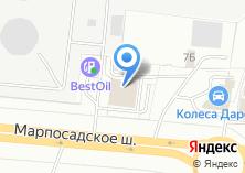 Компания «Н-Авто» на карте