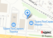 Компания «Opel» на карте