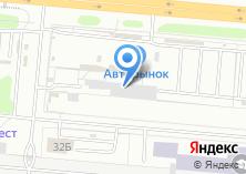 Компания «Мир инструментов Ч» на карте