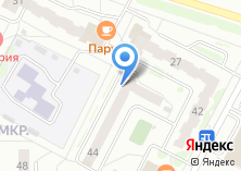 Компания «Новэк» на карте