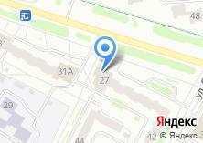 Компания «Avenue cafe» на карте