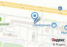 Компания «ПЭК» на карте