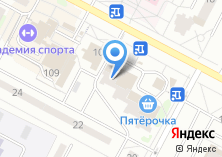 Компания «EuroТехника» на карте