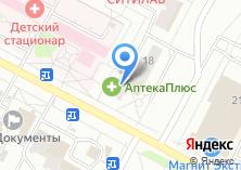 Компания «Автовазбанк» на карте