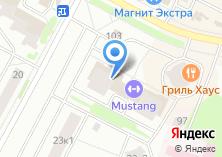 Компания «Комплекс» на карте