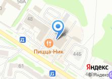 Компания «Красная цена» на карте