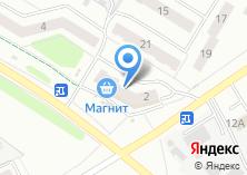 Компания «Синица» на карте