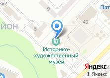 Компания «Музей краеведения и истории г. Новочебоксарска» на карте