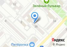 Компания «Волжанин» на карте