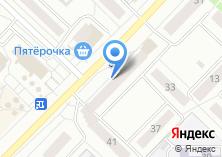 Компания «Татфондбанк Чебоксарский филиал» на карте