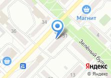 Компания «Все по 33 рубля» на карте