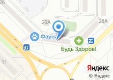 Компания «Уловистый» на карте