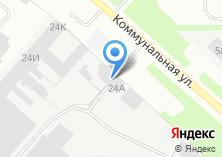 Компания «Новочебоксарское грузовое автотранспортное предприятие» на карте