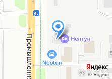 Компания «Neptun» на карте