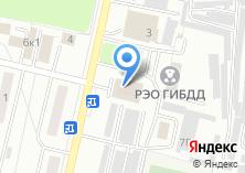 Компания «Баня МУП Бодрость» на карте