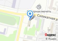 Компания «Центр гигиены и эпидемиологии №29 по г. Новочебоксарску» на карте