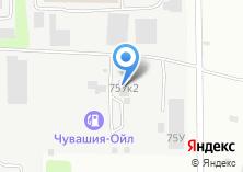 Компания «Глобал Логистик Волга» на карте