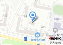 Компания «Новочебоксарский завод строительных материалов» на карте