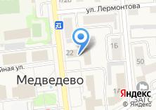 Компания «Нотариус Воронцова Н.Ю» на карте