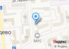 Компания «Олрит» на карте