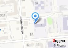 Компания «Медведевский детский сад №4» на карте