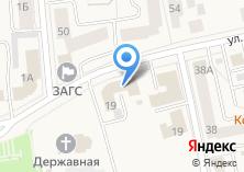 Компания «Центральная библиотека Медведевского района» на карте