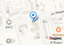 Компания «Медведевский районный суд» на карте