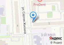 Компания «СМУ 12» на карте