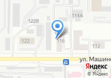 Компания «Мари МАЗ Центр» на карте