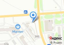 Компания «Апшерон» на карте