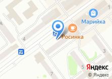 Компания «Росинка» на карте