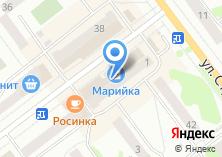 Компания «Весёлый малыш» на карте