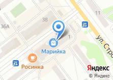 Компания «Котофеич» на карте