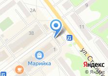 Компания «Вкус.ru» на карте